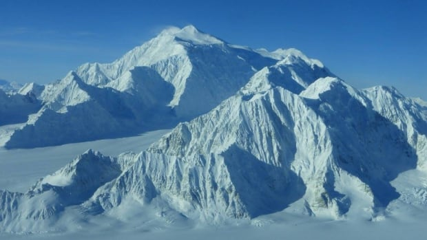 Injured Climber Airlifted From Mount Logan Yukon CBC News