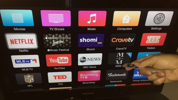 Streaming TV options still limited in Canada despite year