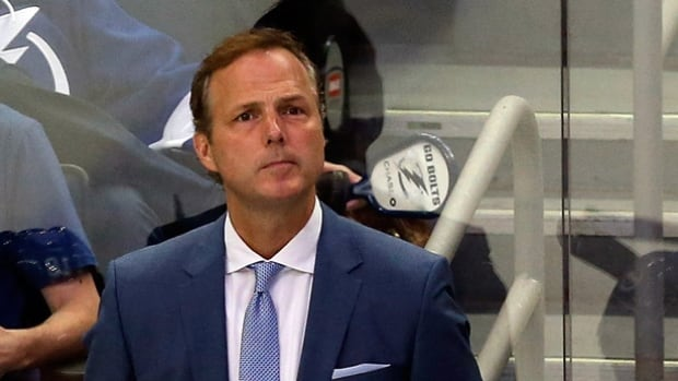 Jon Cooper gets multiyear extension from Lightning  NHL