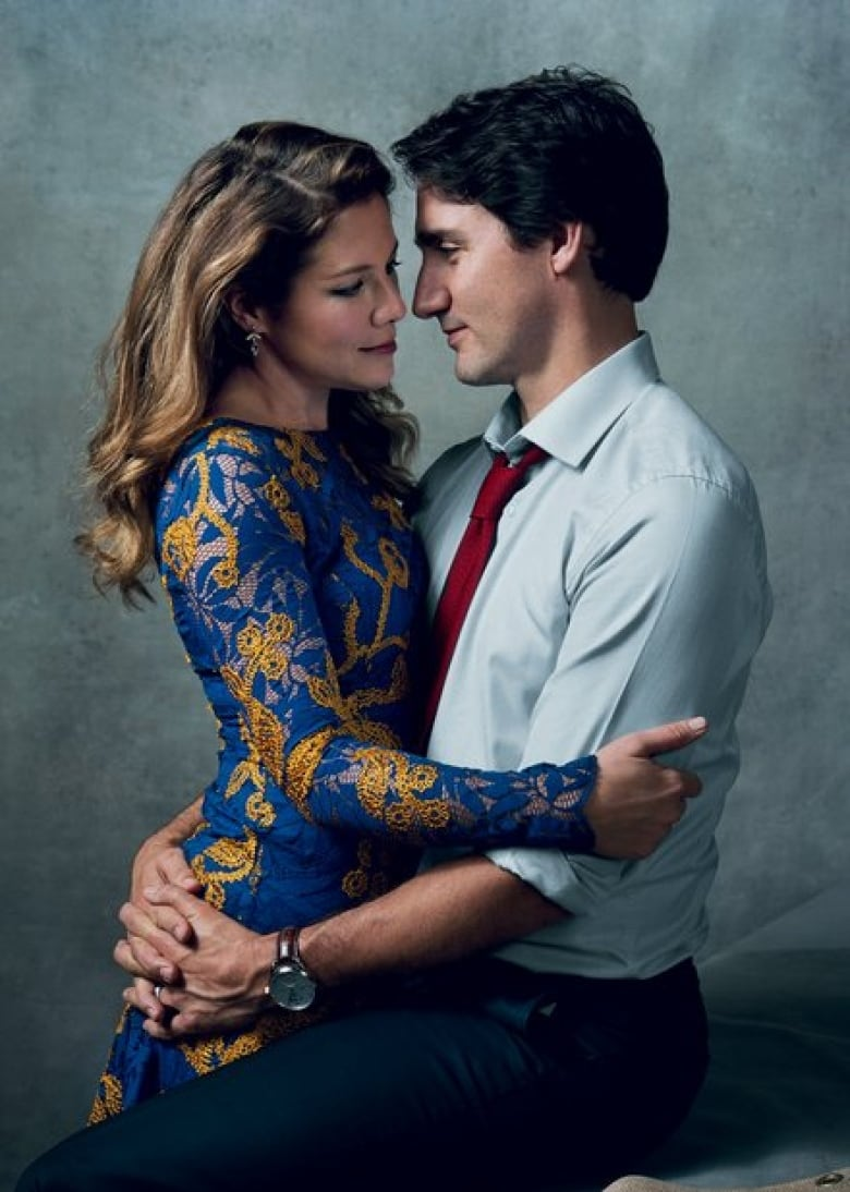 Justin Trudeau Tattoo : justin, trudeau, tattoo, Justin, Trudeau, Sophie, Grégoire-Trudeau, Vogue, Photo, Shoot