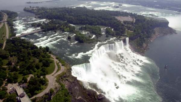 US won39t shut down its side of Niagara Falls until 2019