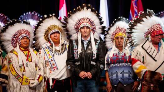 Canada better on human rights, but not Indigenous rights ...