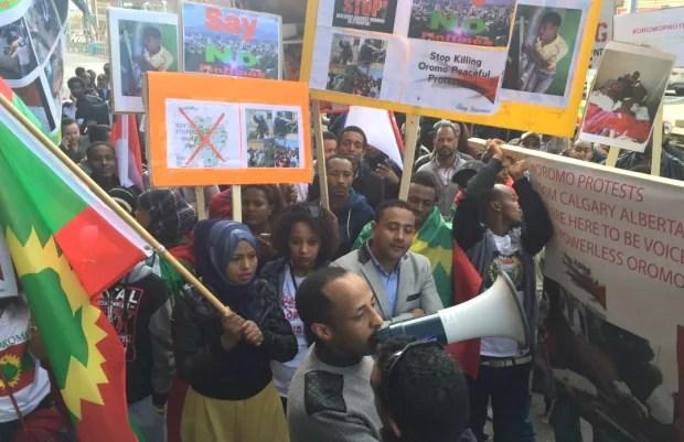 Ethiopia rally 2