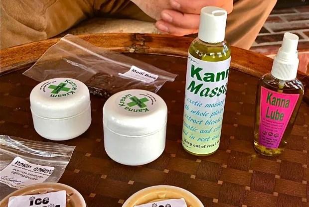medical marijuana products P.E.I.