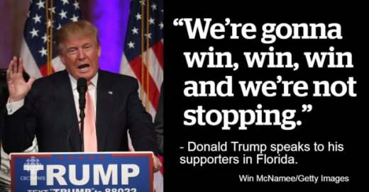 Image result for QUOTES TRUMP WINNING
