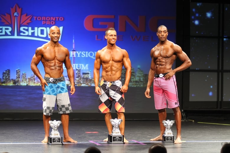 Competitive Fitness: Building Up Bodies, Businesses As