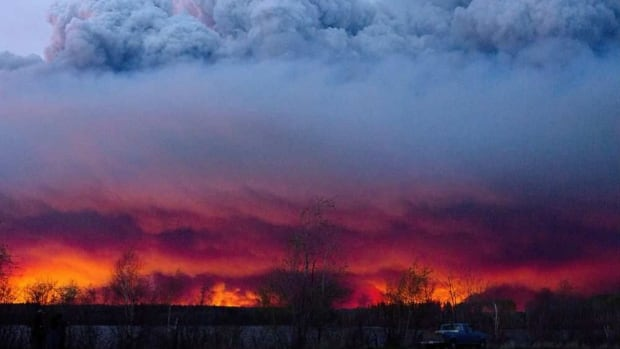 Western wildfire raised Air Quality Index to over 500
