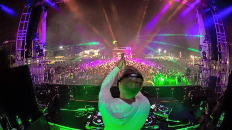 Local DJ snags main stage set at Kitchener's electronic music fest ...