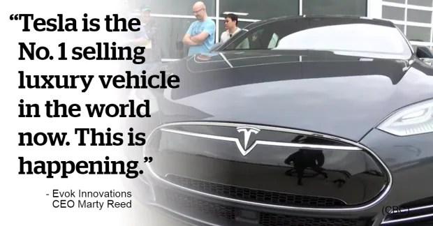 Tesla Marty Reed