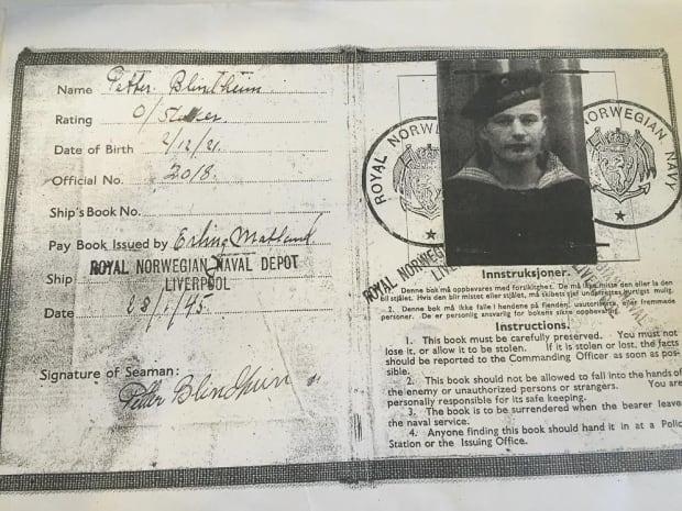 Petter Blindheim document