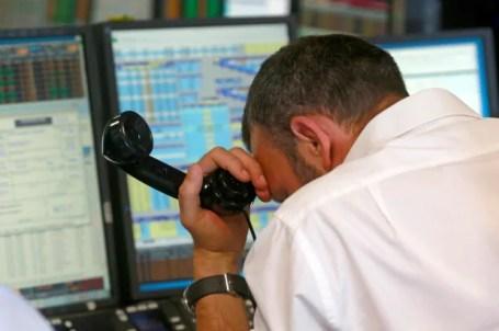 Britain-EU: British Stock Markets Plunge After Brexit — June 24, 2016