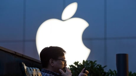 China Apple Sued