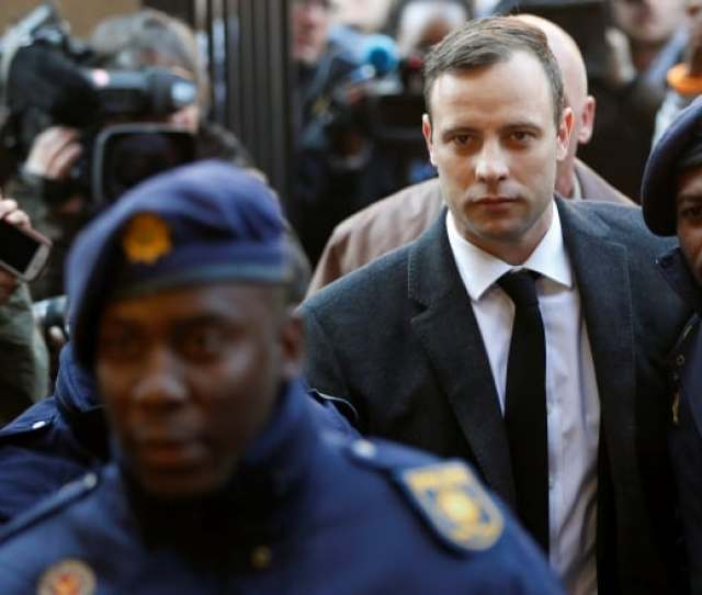South Africas Supreme Court Of Appeal More Than Doubled The Prison Sentence For Olympic And Paralympic Track Star Oscar Pistorius To  Years And  Months