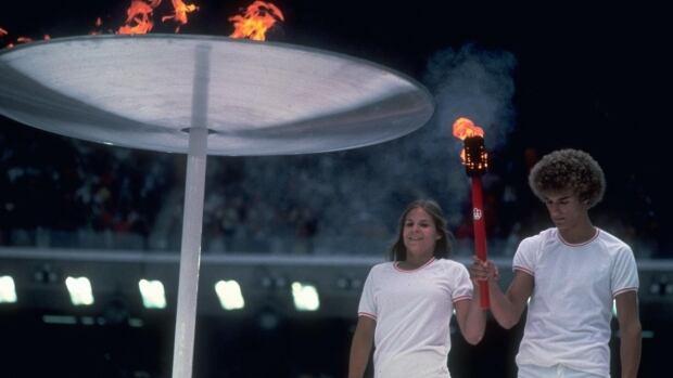 Montrealer Who Lit 1976 Olympic Cauldron Describes