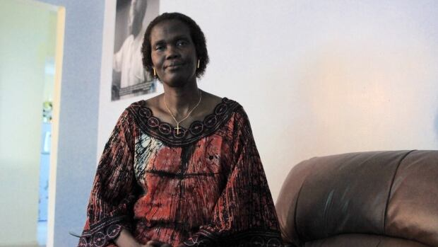 Elizabeth Andrea, 51, returned to Winnipeg from South Sudan on Thursday, July 21st. The Winnipeg grandma had to take cover during a violent clash between South Sudan's government and rebel forces earlier this month.