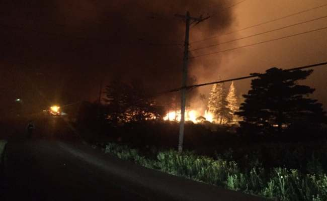 West Porters Lake Home Collapses In Fire No One Injured