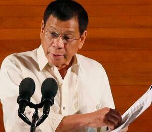 Philippines Duterte Rebels