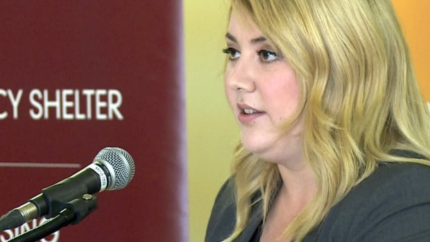 Calgary MLA Deborah Drever introduced a private member's bill last fall to make it easier for victims of domestic violence to get out of rental agreements.