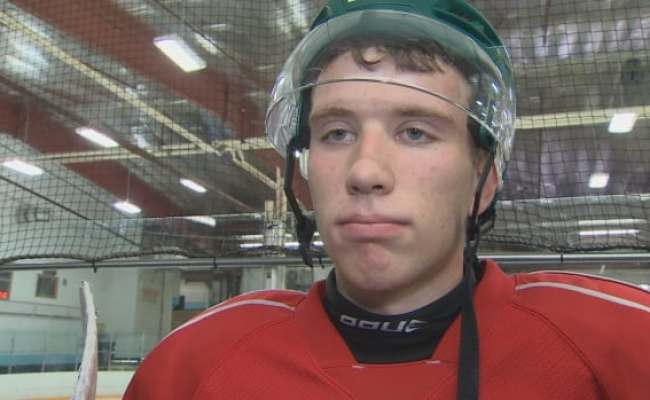 Halifax Mooseheads Raring To Go With New Coach Nova Scotia Cbc News