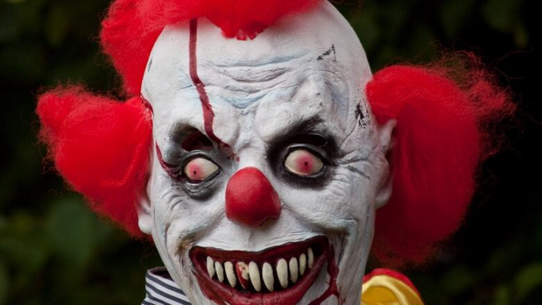 Creepy clowns behind the wheel in Oshawa charged with making a nuisance | CBC News
