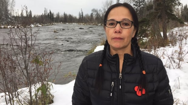 Lac La Ronge Indian Band Chief Tammy Cook-Searson says her community is facing a state of crisis.
