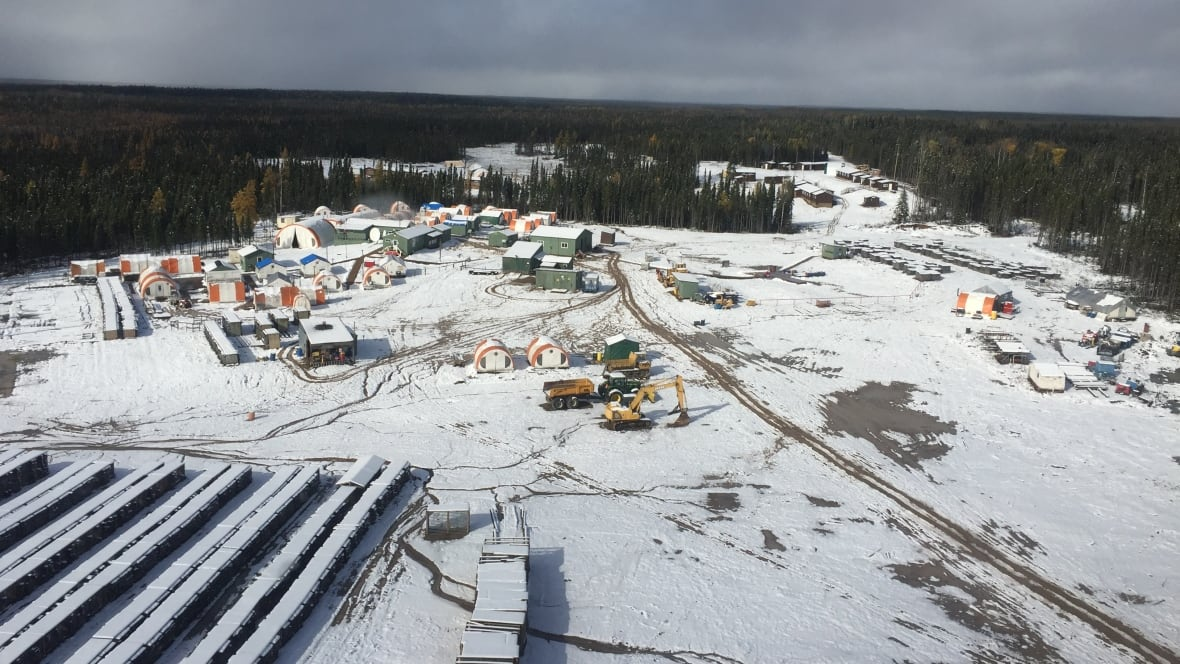 Sudbury To Get First Crack At Ring Of Fire Nickel