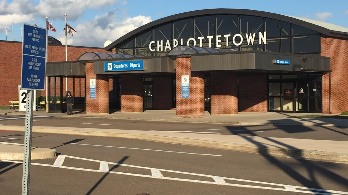 Inequity in the system Charlottetown airport continues
