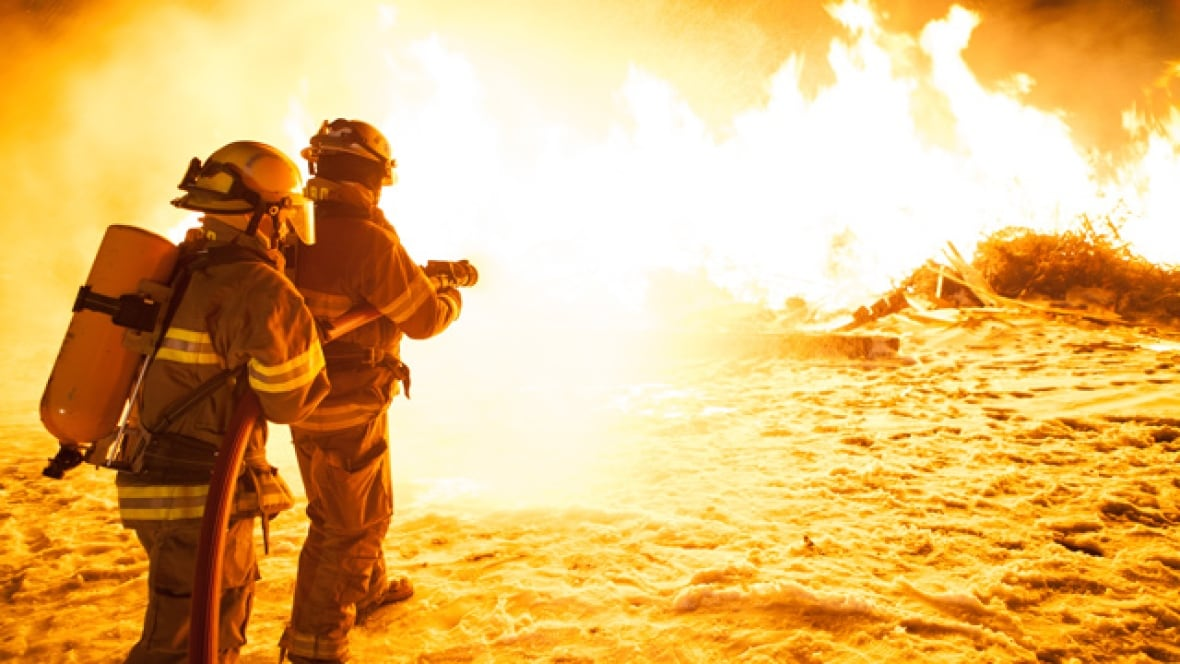 Big data could reshape the way firefighters do their jobs