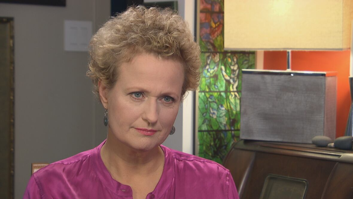 Lucy van Oldenbarneveld returns to CBC Ottawa feeling