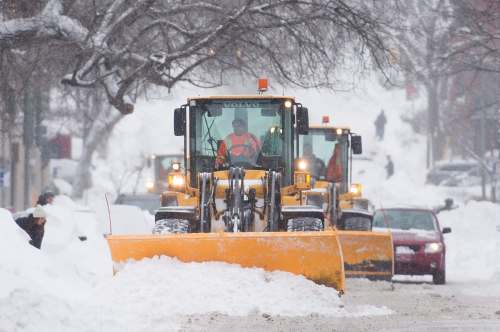 small resolution of big dig begins after quebec slammed with record setting blizzard