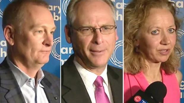 Energy CEOs praise Alberta's carbon tax at Calgary Chamber event | CBC News