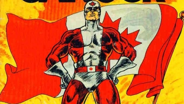 Image result for captain canuck