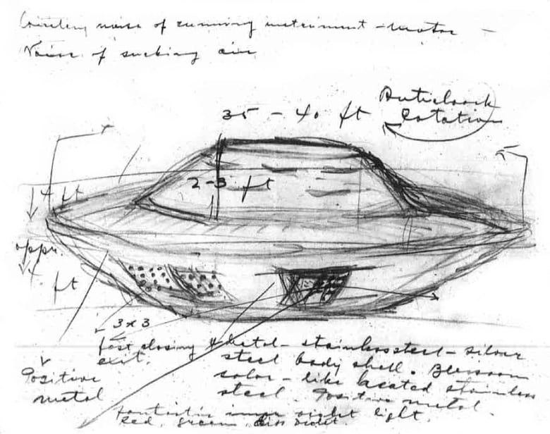 Falcon Lake incident is Canada's 'best-documented UFO case