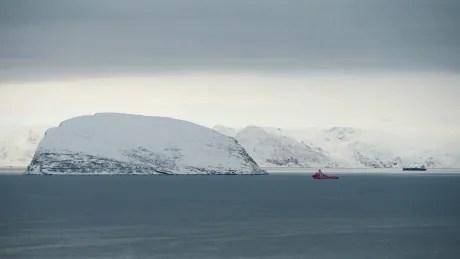 APTOPIX Norway Migrants In The Cold