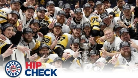 Hip Check:  Pittsburgh Penguins claim back-to-back Cups