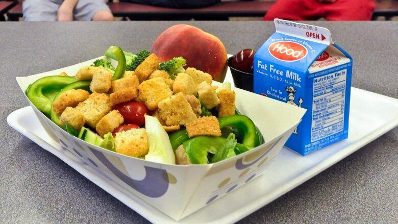 schools still serving unhealthy