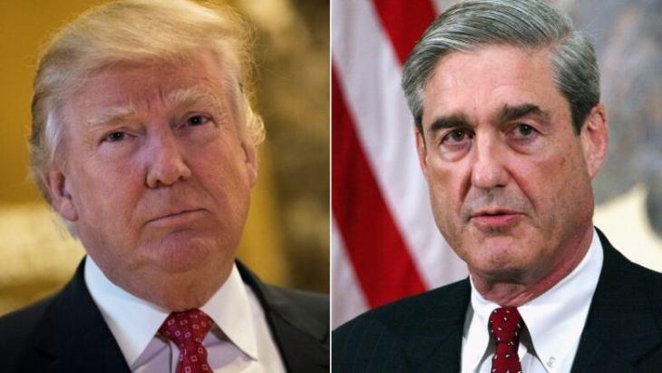 Image result for trump and mueller investigation