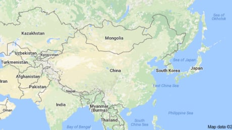 Asia, Google Maps