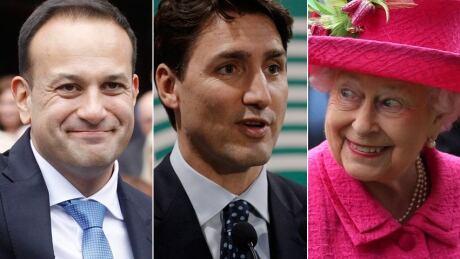 Trudeau to meet Varadkar and Queen Elizabeth II