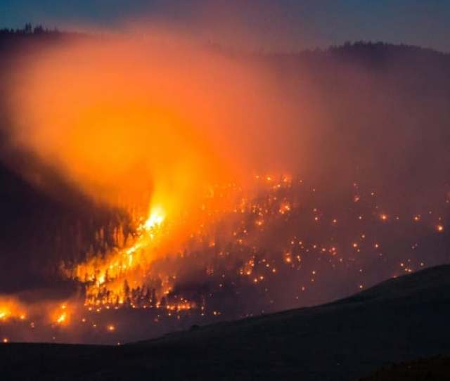 The B C Wildfire Service Is Testing Out A Number Of New Firefighting Technologies To See Whether It Can Improve Its Response Darryl Dyck Canadian Press
