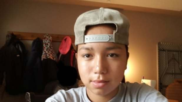 Creeden Mosquito was last seen at his Regina home on Aug. 14.