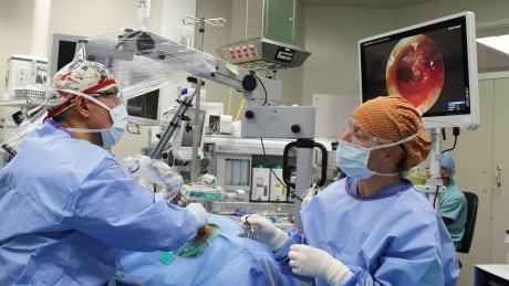 study on male and females surgeons