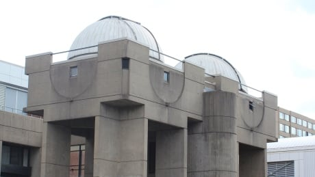 York University telescope domes