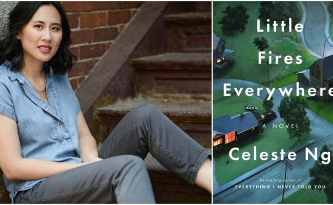 Celeste Ng S Little Fires Everywhere Ponders The Meaning
