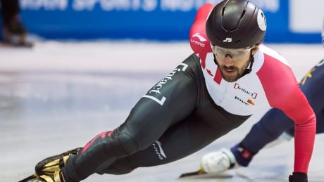 Charles Hamelin Speed Skating