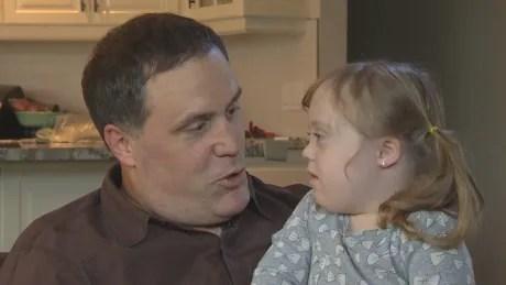 Ed Casagrande and daughter Emma