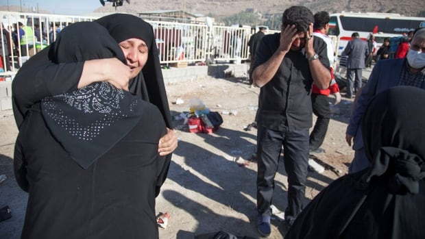Among the areas of Iraq and Iran that have been affected by the earthquake Sunday is Kermanshah, Iran, where hundreds died and thousands were wounded.