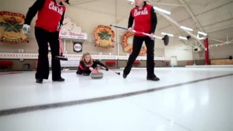 Consider This - The Curling Rock