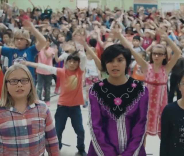 The Song Dreamchild Was Written Recorded And Filmed With Students At The St Willibrord School Courtesy Nwe Jinan
