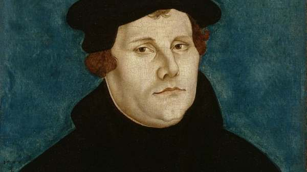 martin luther # 16